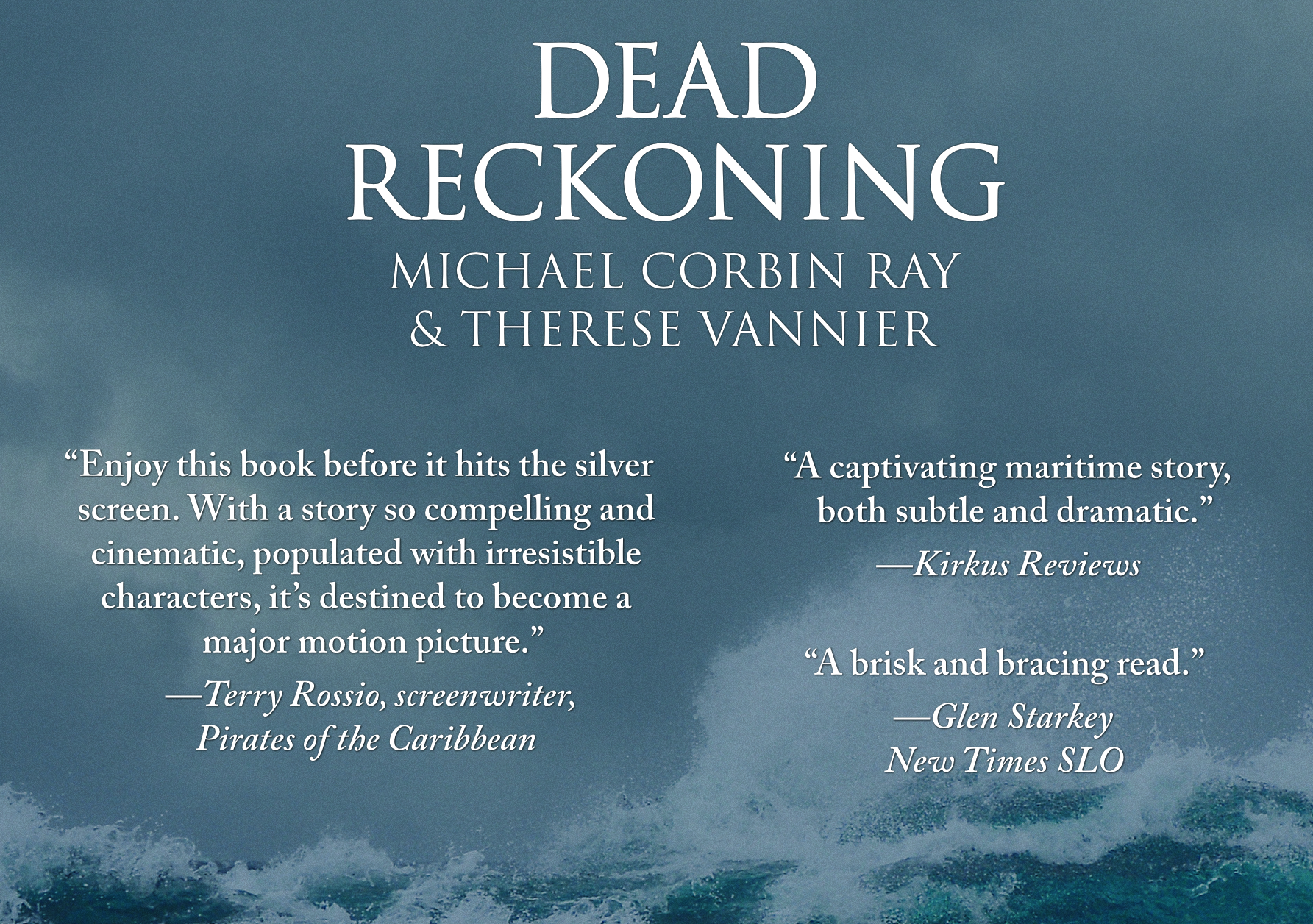 dead reckoning book reviews