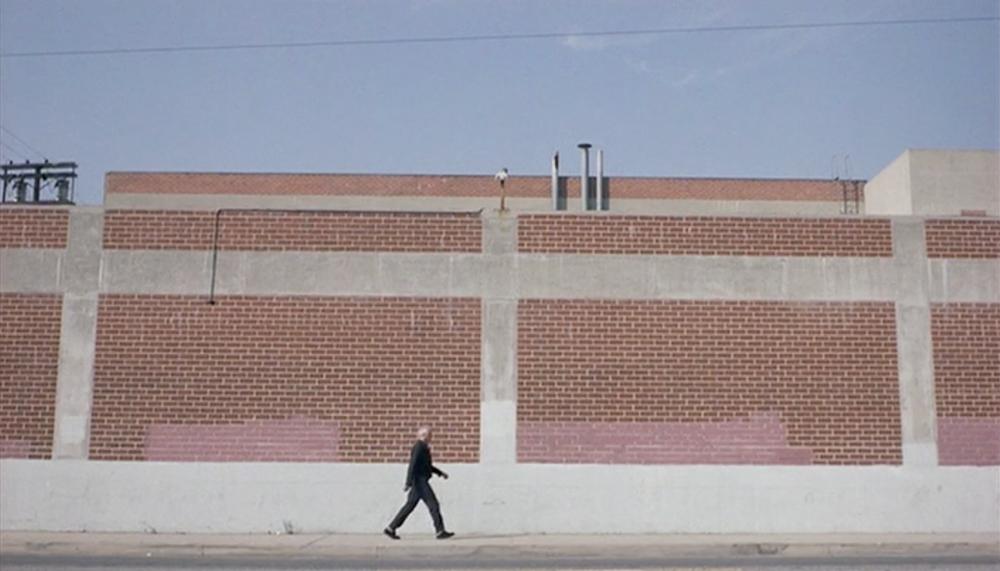 The Limey brick walk